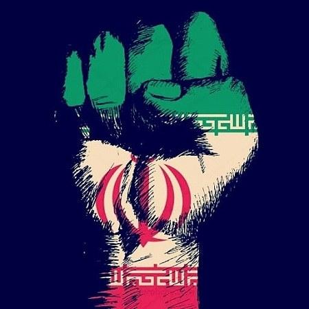 شیک ترین عکس های پرچم ایران برای پروفایل