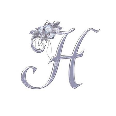 آلبوم عکس حرف انگلیسی h