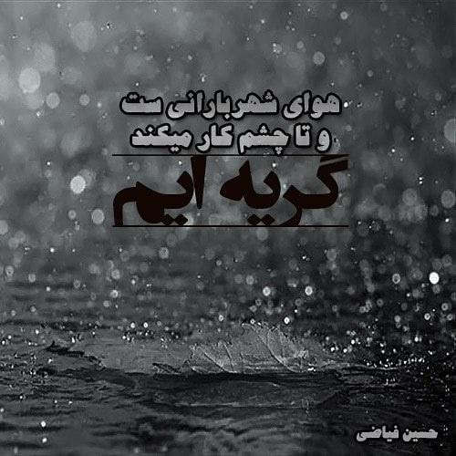 جملات ناب و آرامش بخش درباره باران + عکس
