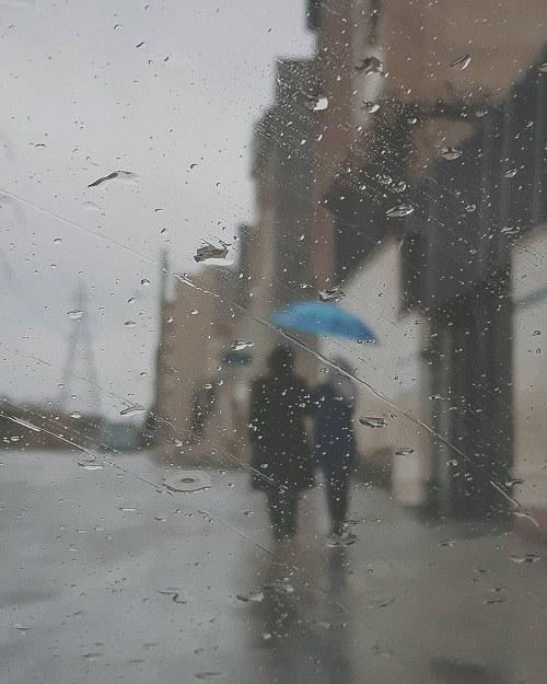 متن زیبا درباره نم نم باران 2021 جدید + عکس