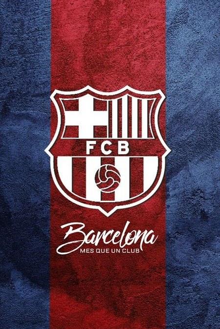 تصاویر جدید لوگوی بارسلونا