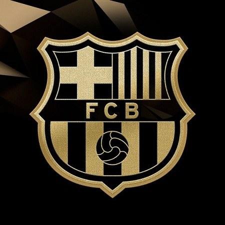 عکس آرم باشگاه بارسلونا