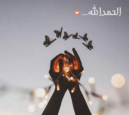 عکس پروفایل الحمدالله