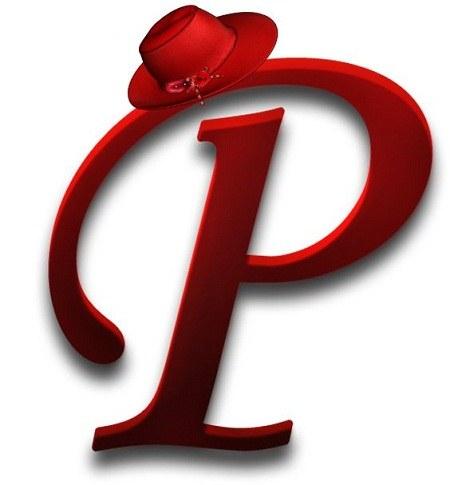 عکس های خاص و شیک از حرف p