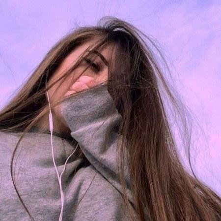 عکس دختر گریان برای پروفایل