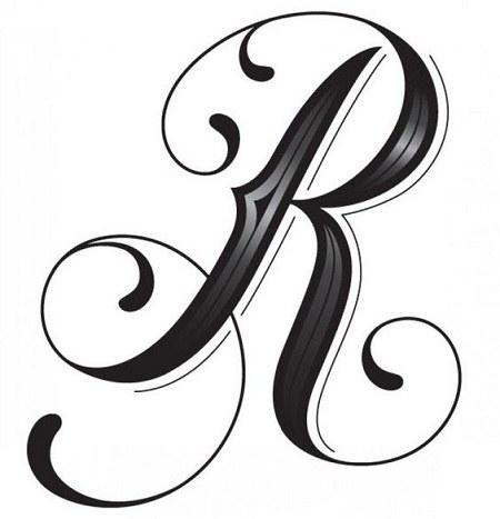 پروفایل حرف r