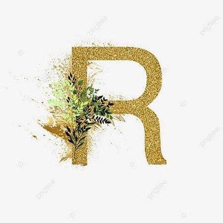 عکس حرف انگلیسی R جدید