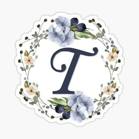 لوگوی جدید حرف t