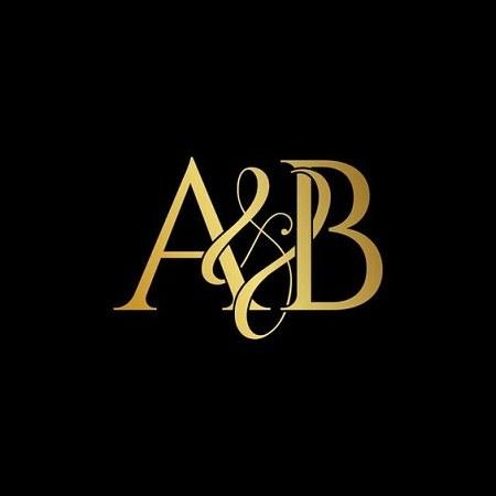 عکس حرف انگلیسی a و b