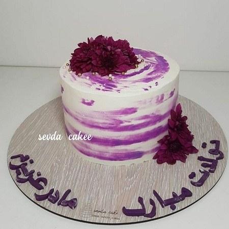 عکس کیک مادرم تولدت مبارک 2021 جدید