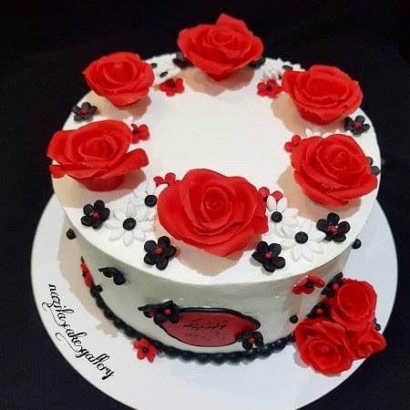 آلبوم عکس کیک تولد مادر