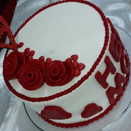 عکس کیک تولد خاص برای مادرشوهرم