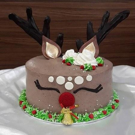 کیک تولد مادر واسه وضعیت