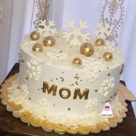 مجموعه عکس کیک تولد مادر