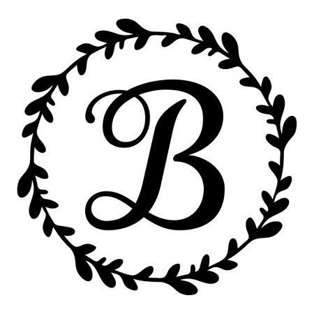 عکس حرف b برای پروفایل