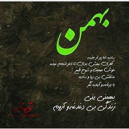 عکس های بهمن ماهی