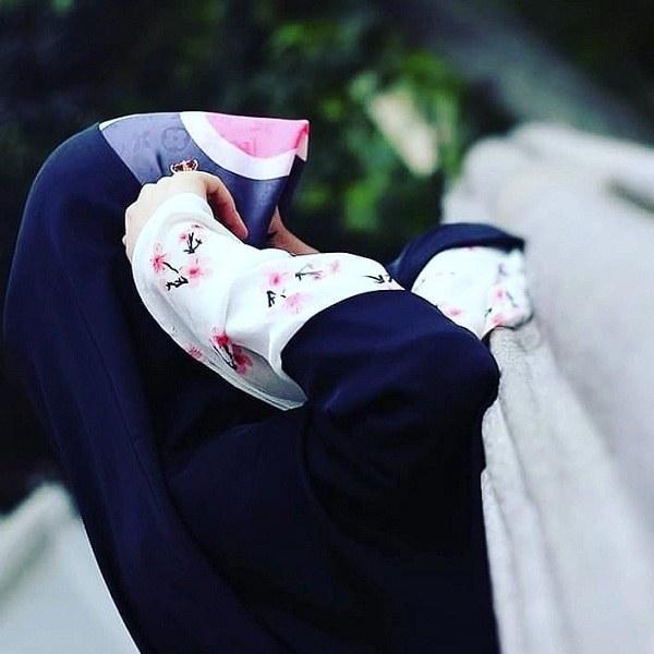 آلبوم عکس دختر چادری