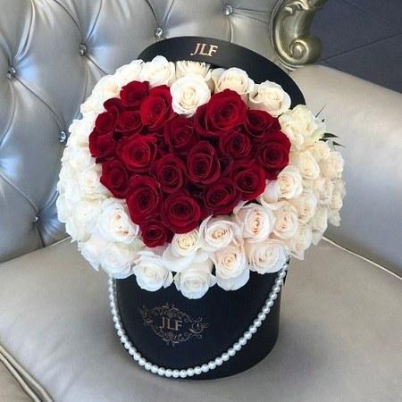 سبد گل برای تبریک تولد