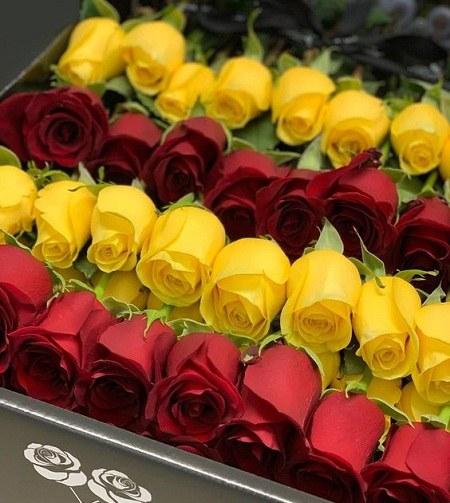 شیک ترین سبد گلها برای تبریک تولد