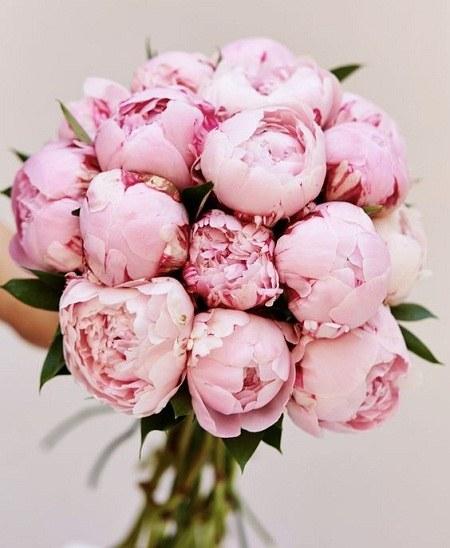 گلچین عکس دسته گل عروس 1400 جدید