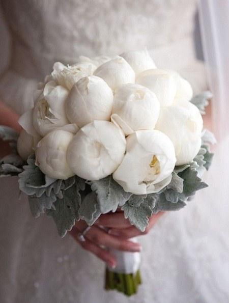 عکس دسته گل عروس برای عقد