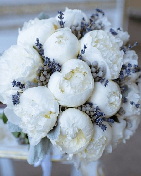 عکس دسته گل عروس و داماد 2021 جدید