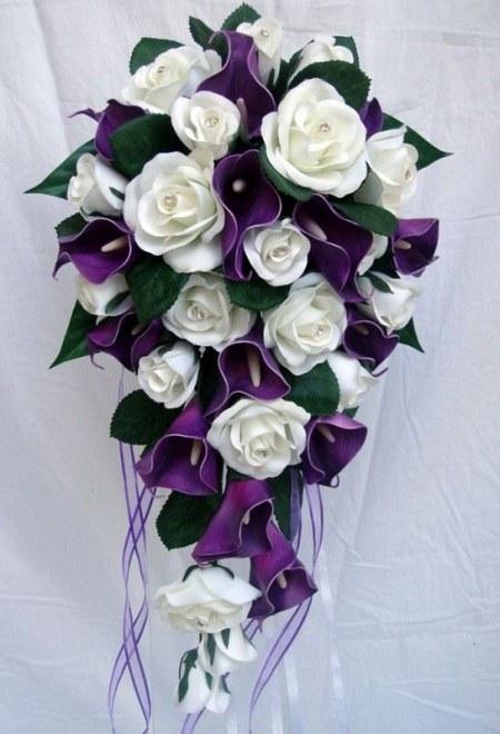 گالری عکس دسته گل عروس جذاب