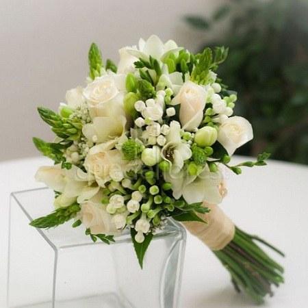 پروفایل دسته گل عروس