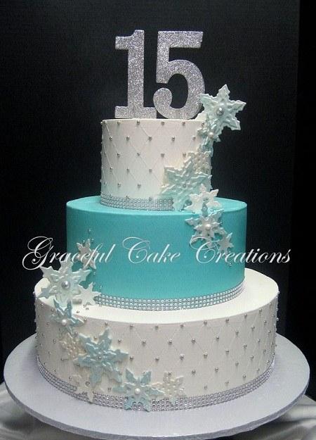 شیک ترین کیک تولد 15 سالگی