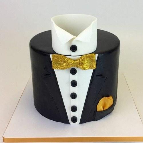 کیک تولد مردانه خاص و لاکچری