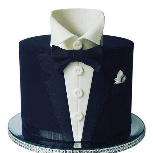 عکس های جدید از کیک تولد مردانه رسید
