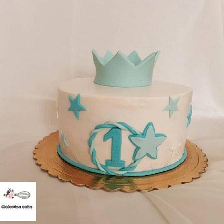 مجموعه عکس های خوشگل از کیک تولد یکسالگی