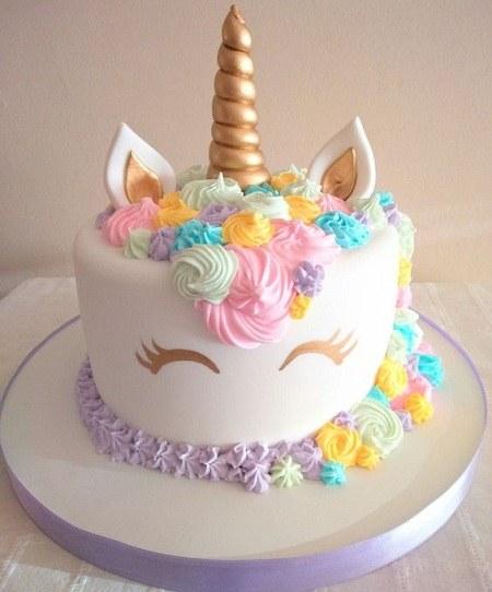 عکس بامزه کیک تولد یک سالگی