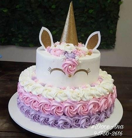 عکس کیک تولد یکسالگی مدل خرگوشی