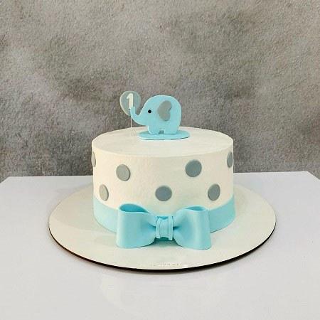 قشنگ ترین عکس کیک تولد 1 سالگی