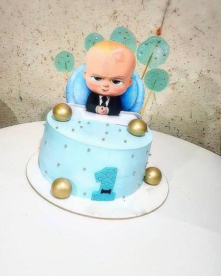 پروفایل تولد یکسالگی