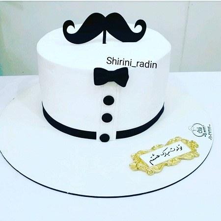 عکس کیک تولد برادرانه