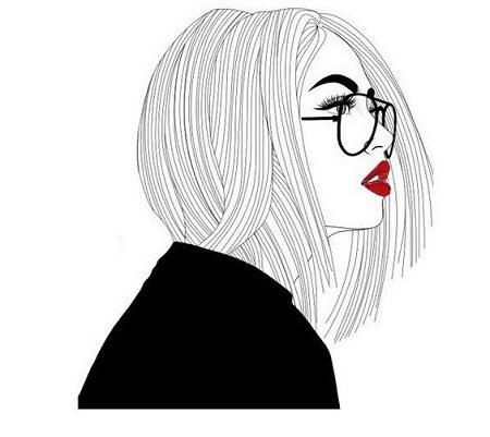 گالری عکسهای شیک سیاه و سفید دخترانه