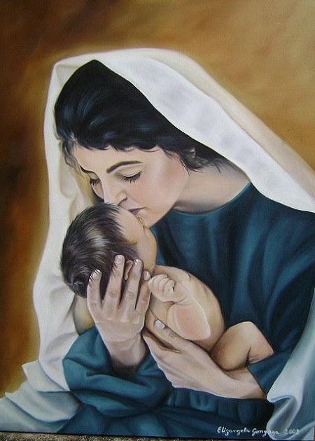 تابلو برای روز مادر