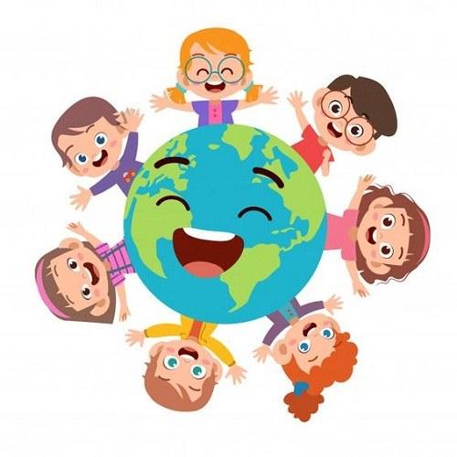 نقاشی های مختلف از کره زمین