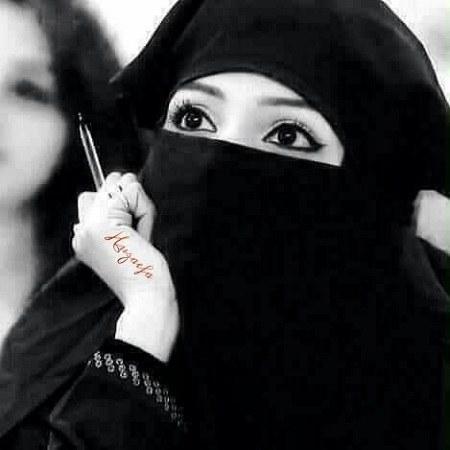 پروفایل دخترونه باحجاب