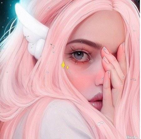 عکس پروفایل عروسکی دخترونه 2021 جدید