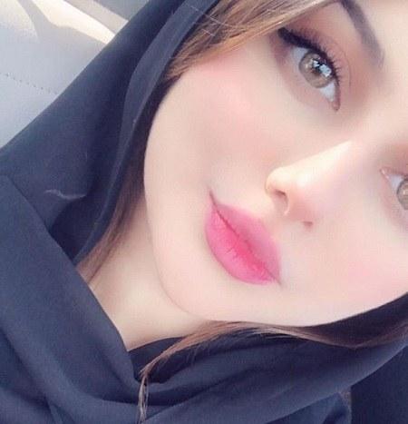 عکس دختر خوشگل برای پروفایل دخترانه 2021 جدید