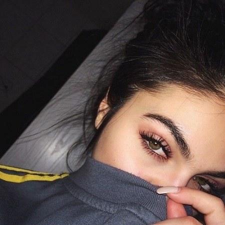 عکس چشمان دختر خوشگل برای پروفایل