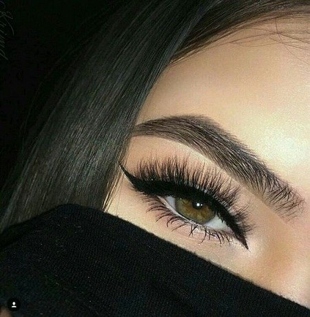عکس دختر چشم سبز خوشگل برای پروفایل