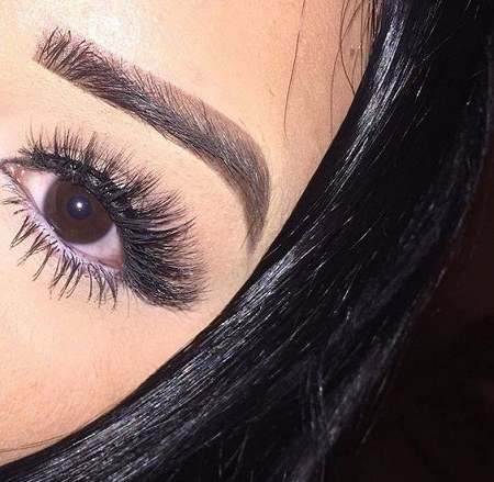 عکس دختر چشم درشت خوشگل برای پروفایل