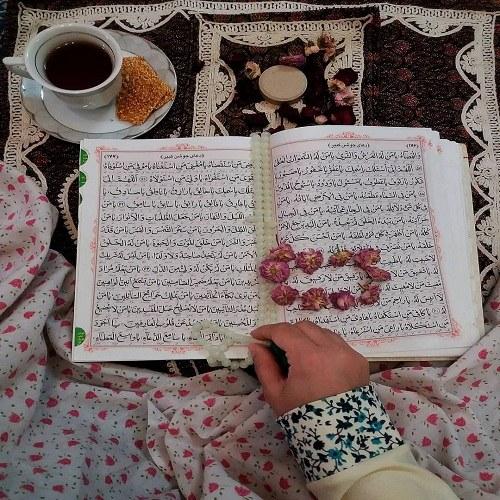عکس پروفایل دخترونه ماه رمضان