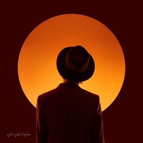 عکس پروفایل پسرانه کلاه دار و گرافیکی