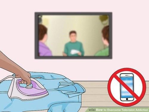 قطع اعتیاد به تلویزیون