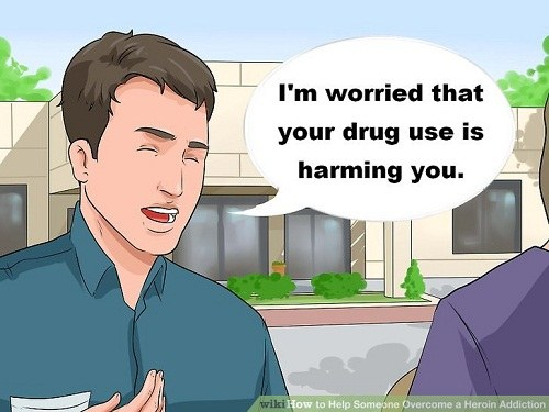 نحوه ی کمک به یک فرد هروئینی